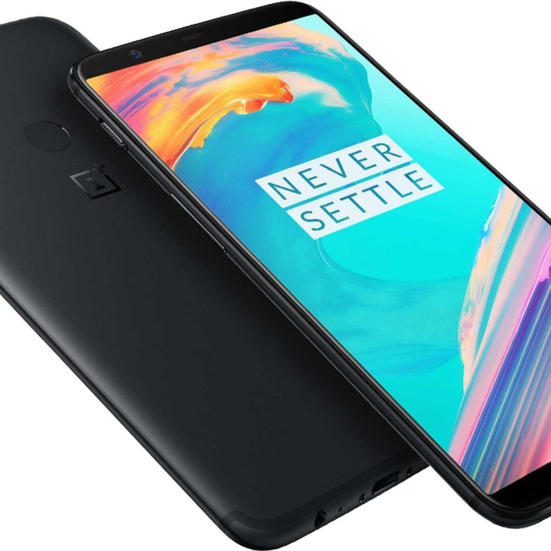 OnePlus 5T 4G 128GB Dual-SIM midnight black EU OnePlus 5T 4G 128GB Dual-SIM midnight black EU su www.GlobalWorkMobile.it Il m...