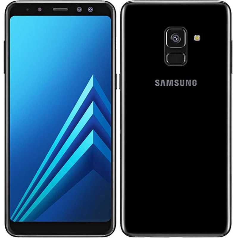 Samsung A530 Galaxy A8 (2018) 4G 32GB black EU Samsung A530 Galaxy A8 (2018) 4G 32GB black EU su www.GlobalWorkMobile.it Il m...