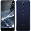 Nokia 5.1 4G 32GB Dual-SIM tempered blue EU Nokia 5.1 4G 32GB Dual-SIM tempered blue EU su www.GlobalWorkMobile.it Il miglior...