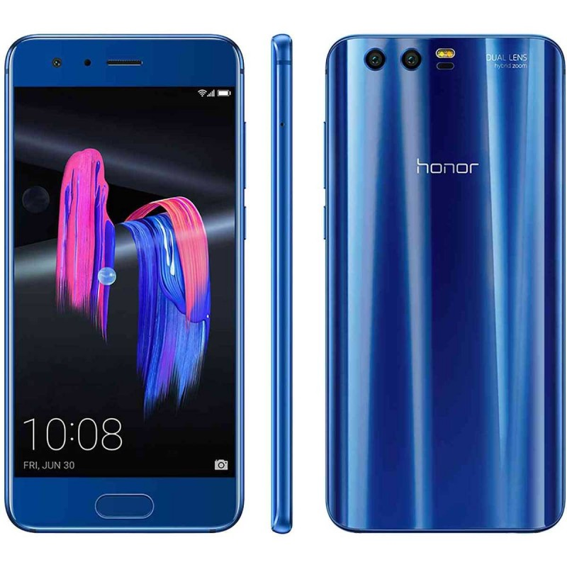 Huawei Honor 9 4G 128GB Dual-SIM blue EU Huawei Honor 9 4G 128GB Dual-SIM blue EU su www.GlobalWorkMobile.it Il miglior Sito ...