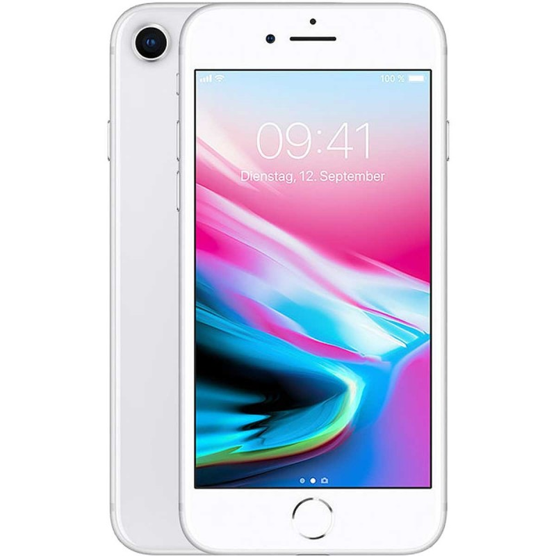 Apple iPhone 8 4G 64GB silver EU MQ6H2__-A Apple iPhone 8 4G 64GB silver EU MQ6H2__-A su www.GlobalWorkMobile.it Il miglior S...