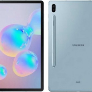 Samsung T860 Galaxy Tab S6 10.5 128GB only WiFi cloud blue EU Samsung T860 Galaxy Tab S6 10.5 128GB only WiFi cloud blue EU s...
