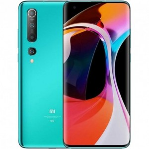 Xiaomi Mi 10 5G 8GB RAM 256GB Single-SIM Coral Green EU Xiaomi Mi 10 5G 8GB RAM 256GB Single-SIM Coral Green EU su www.Global...