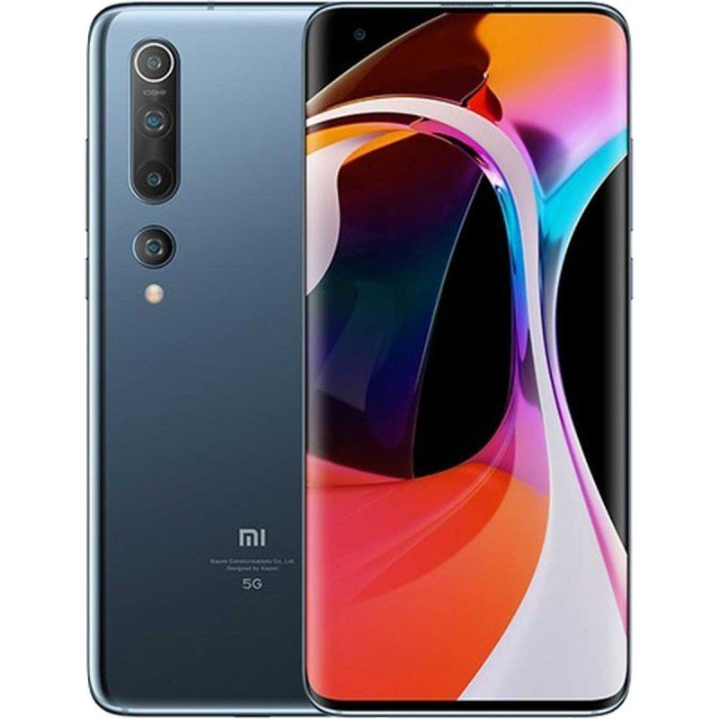 Xiaomi Mi 10 5G 8GB RAM 256GB Single-SIM Twilight Grey EU Xiaomi Mi 10 5G 8GB RAM 256GB Single-SIM Twilight Grey EU su www.Gl...