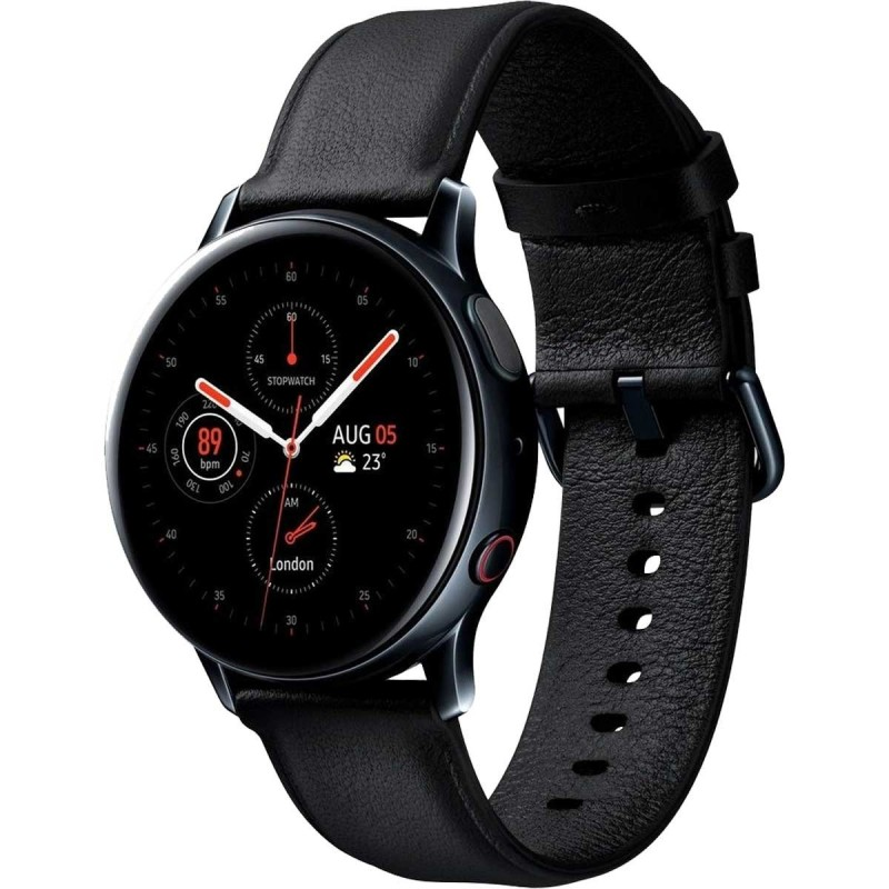 Smartwatch Samsung Galaxy Watch Active 2 R820S Stainless Steel 44mm Smartwatch Samsung Galaxy Watch Active 2 R820S Stainless ...