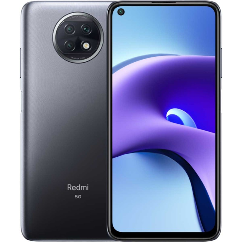 Xiaomi Redmi Note 9T 5G 128GB 4GB RAM Dual-SIM black EU Xiaomi Redmi Note 9T 5G 128GB 4GB RAM Dual-SIM black EU su www.Global...